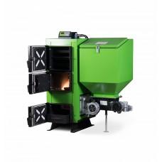 Автоматизированный пеллетный котел ECO 15