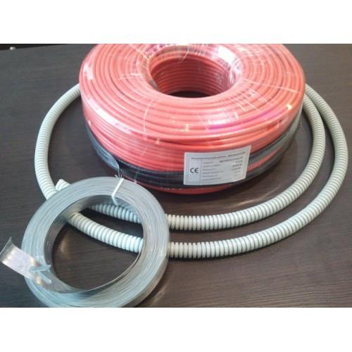 Теплый пол HeatUp кабель 1000 Вт (в стяжку)