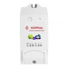 Модуль дистанционного управления электроприборами через GSM